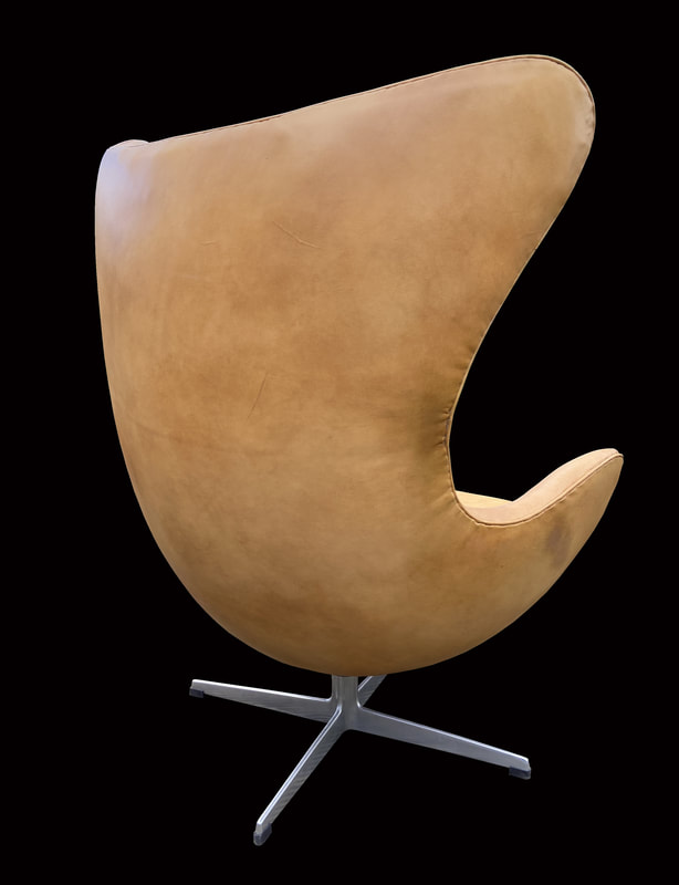 Egg Chair Cognac.Seating 20th Century Marks Dealers In Fine 20th Century And Mid